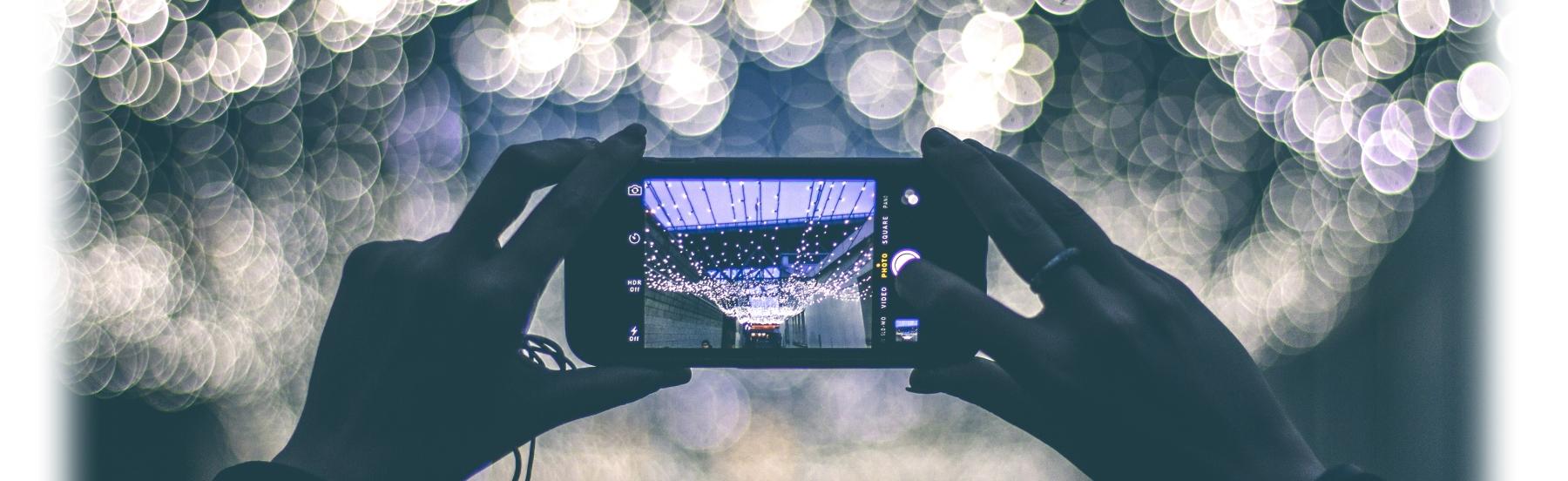 video på mobiltelefonen